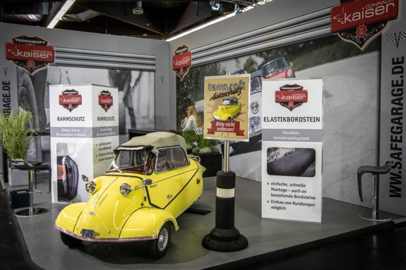 Impressionen von der Galabau 2018 in Nürnberg