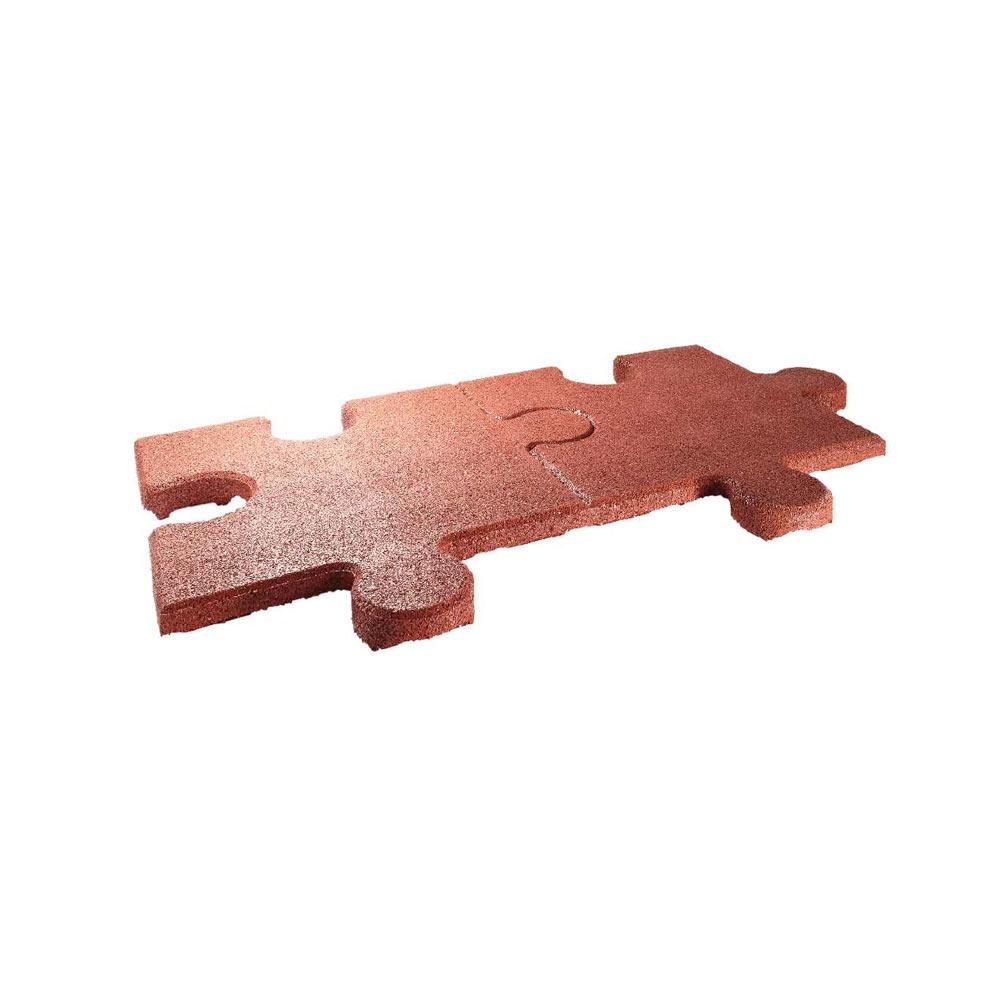 Puzzle-platte