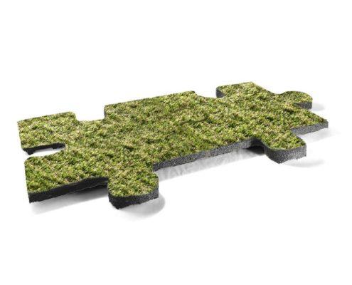 Puzzleplatte-Kunstrasen