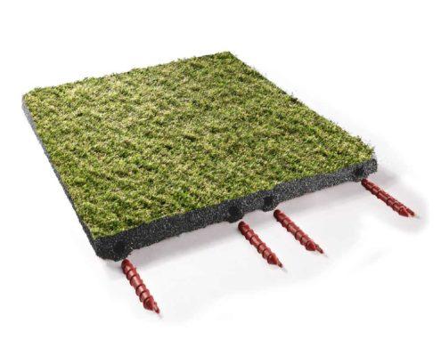 Teppichplatte-45mm